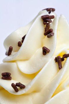 © Mis Lutier - Cupcakes de chocolate blanco