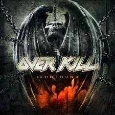 """VAI UM SOM AÍ?: Overkill - """"Ironbound """" foi lançado em 2010, forma..."""