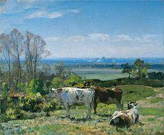 Spring - John Alfred Arnesby Brown