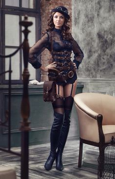 Steampunk One