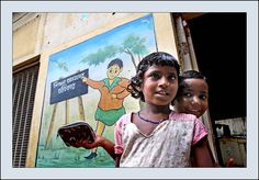 EDUCATION IS OUR RIGHT - Kolkata, West Bengal by partha