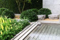 RHS Chelsea Flower Show 2014 - The Laurent Perrier Garden by Luciano Giubbilei