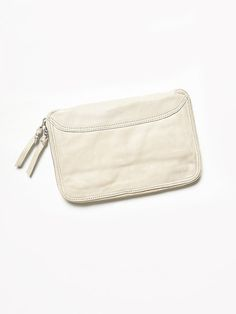 Distressed Travel Wallet at Free People Clothing Boutique