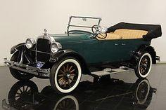 1924 Dodge Brothers Touring 4 Door Touring