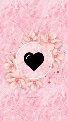 4576 best heart iphone wallpaper images in 2018 Tumblr Wallpaper, Heart Iphone Wallpaper, Flower Phone Wallpaper, Cute Wallpaper For Phone, Pink Wallpaper, Wallpaper Ideas, Instagram Logo, Instagram Design, Easy Art Projects