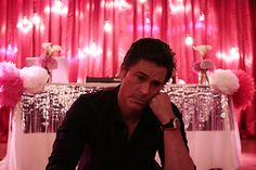Depressed Chris Traeger is the best Chris Traeger. Chris Traeger, Parks And Recs, Rob Lowe, Love Park, Parks And Recreation, Film Movie, Movies And Tv Shows, Pop Culture, I Am Awesome