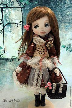 Pretty Dolls, Beautiful Dolls, Felt Dolls, Baby Dolls, Fabric Toys, Hello Dolly, My Scrapbook, Doll Crafts, Doll Face