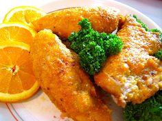 Simple Chicken Recipes - Oven Baked Orange Chicken