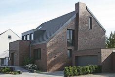 Ziegel für Fassade / braun / Klinker - HOLSTEN - Hagemeister GmbH & Co. KG Ziegelwerk