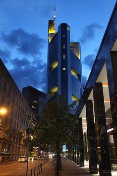 Commerzbank Tower - Frankfurt, Hessen