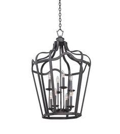 Livingston 22 Inch Medium Lantern