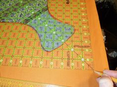 """Sue Garman: Quilting is SEW MUCH FUN! - One might wonder how I got all those blocks to be cut square and more-or-less """"centered"""" in the 36 inches."""