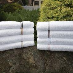 Luxury Towels - Schweitzer Linen Beautiful  100% cotton terry towels