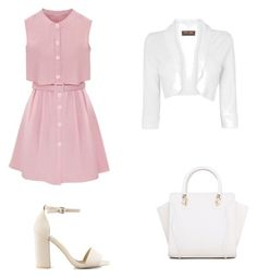 """Day at the office"" by fashionbeautyblogger99 on Polyvore"