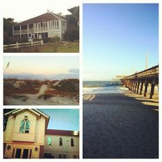 """The Last Song"" filming locations on Tybee Island, GA by instagram user popcornhannah"