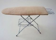 how to: working ironing board