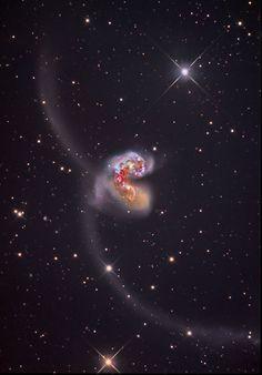 The Antennae Galaxies/NGC 4038-4039