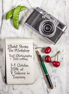 Plated Stories: Il Salicone October 2014 Workshop