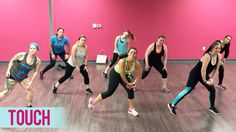 Little Mix - Touch (Dance Fitness with Jessica) - YouTube