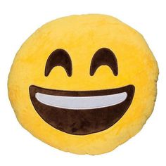Funny Cute emoji pillow plush pillow coussin cojines emoji gato Round Cushion emoticono smiley Pillow Stuffed Plush almofada Hot