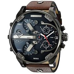 แนะนำสินค้า Diesel Luxury Men's Brown Leather Band Strap Watch(DZ7314) - intl ✓ กระหน่ำห้าง Diesel Luxury Men's Brown Leather Band Strap Watch(DZ7314) - intl ราคาน่าสนใจ | pantipDiesel Luxury Men's Brown Leather Band Strap Watch(DZ7314) - intl  แหล่งแนะนำ : http://buy.do0.us/wh0i86    คุณกำลังต้องการ Diesel Luxury Men's Brown Leather Band Strap Watch(DZ7314) - intl เพื่อช่วยแก้ไขปัญหา อยูใช่หรือไม่ ถ้าใช่คุณมาถูกที่แล้ว เรามีการแนะนำสินค้า พร้อมแนะแหล่งซื้อ Diesel Luxury Men's Brown Leather…