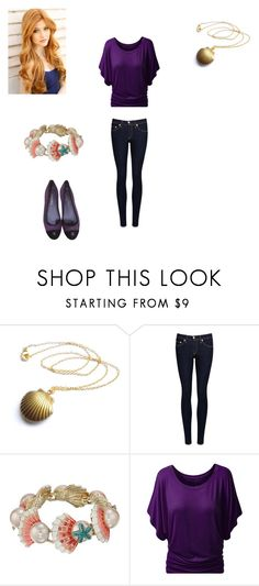 """""""Untitled #203"""" by girlwhosparkles ❤ liked on Polyvore featuring rag & bone/JEAN, Betsey Johnson and Chanel"""