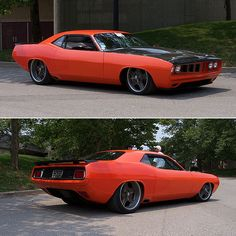 G-Force #Cuda. Check out Facebook and Instagram: @metalroadstudio Very cool!