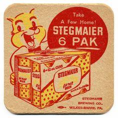Vintage Beer Signs, Vintage Labels, Vintage Ads, Vintage Designs, Sous Bock, Beer Mats, Beer Poster, Coaster Design, Retro Logos