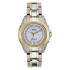 Bulova Womens Precisionist 98P129 Watch at Viomart.com