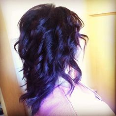 """""""A little ✂️ and @pravana violet tone for this #jigsawforhair beauty by #yegstylist @tawshadawn ✨✨ #yegsalon #pravana #pravanavivids #violethair #violethairdontcare"""" Photo taken by @jigsawforhair on Instagram, pinned via the InstaPin iOS App! http://www.instapinapp.com (07/12/2015)"""