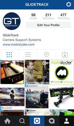 First 200 followers on Instagram @glidetrack www.glidetrack.com