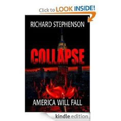 Flurries of Words: FREE BOOK FIND: Collapse (New America-Book One) by...