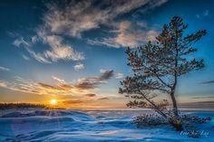 Sunset #Uusikaarlepyy #Nykarleby #Ostrobothnia #Finlandia #Landscapes #Nature #Sunset #WinterWonderland #SnowHour #ThisIsFinland #visitfinland #photoby Jens Lax - Satu Karlin (@KarlinSatu) | Twitter