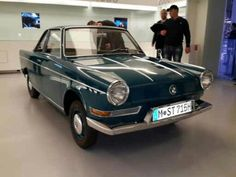 The car that saved BMW, the BMW 700