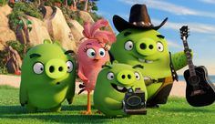 Review: The Angry Birds Movie Is One Long Commercial - MovieSpoon.com