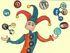 If you don't have a social media strategy, you're just juggling tactics.