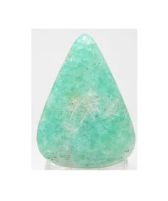 Blue Green Apatite Natural Stone Flat Back Cabochon Loose Unset Jewelry Gem