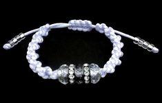 Stackable Bracelets, Macrame Bracelets, Handmade Bracelets, Handmade Jewelry, Handmade Gifts, Black Tulips, Ceramic Pendant, Heart Earrings, Boho Necklace