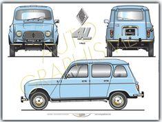 renault 4 cv sport 55 voitures francaise pinterest renault voiture et voitures anciennes. Black Bedroom Furniture Sets. Home Design Ideas