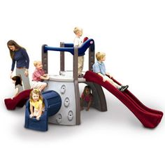 Endless Adventures® Double Decker Super Slide™