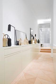 Paco Rabanne flagship store by Kersten Geers and David van Severen, Paris – France » Retail Design Blog
