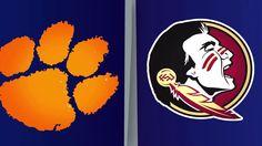 2016 College Football: (#3) Clemson vs. (#12) Florida State (Full Game)