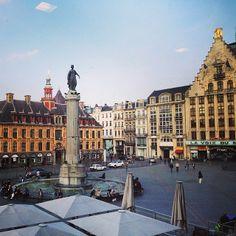 Vieux-Lille in Lille, Nord-Pas-de-Calais