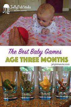 Baby Games: Three Month Olds