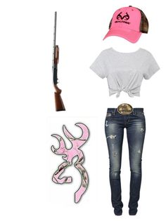 """""""Untitled #161"""" by horses4ever1322 on Polyvore featuring GUESS and Realtree"""
