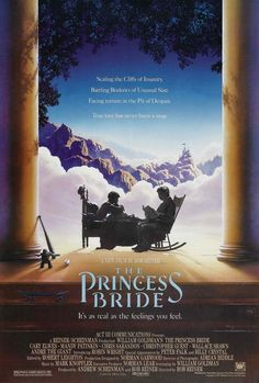 The Princess Bride (1987) | 25 Movies From The '80s That Every Kid Should See