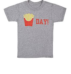 We Adore: The Fry-Day T-Shirt from Little DiLascia at Barneys New York