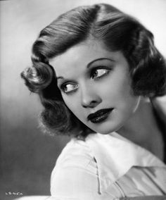 Lucille Ball  http://www.flickr.com/photos/41487528@N03/5559813124/