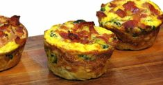CloseUpMiniBreakfastSouffles | 25 Ways To Start Your Day With Eggs