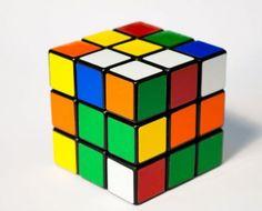 THEME Square & Rectangular Things:-  Rubik Cube (12 pieces)